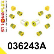 036243A: Rear suspension bush kit SPORT
