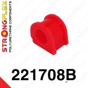 221708B: Rear anti roll bar inner bush