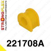 221708A: Rear anti roll bar inner bush SPORT