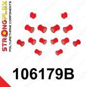 106180B: Sada podvozkových silentblokov MX5 NC