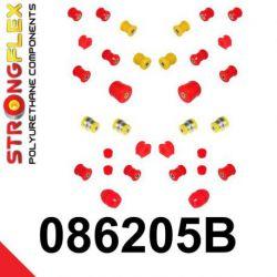 086205B: Suspension polyurethane bush kit