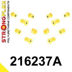 216237A: Front suspension bush kit SPORT