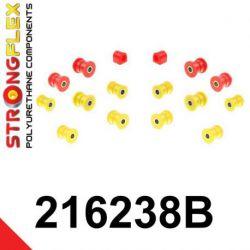 216238B: Rear suspension bush kit