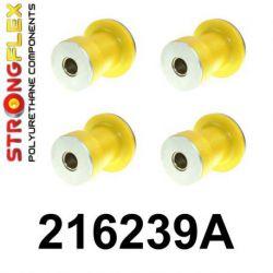 216239A: Front subframe bush kit SPORT