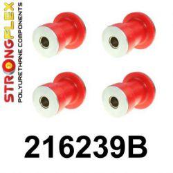 216239B: Front subframe bush kit