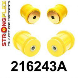 216243A: Rear subframe bush kit SPORT