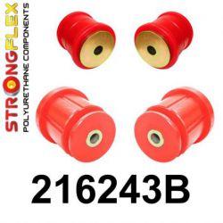 216243B: Rear subframe bush kit
