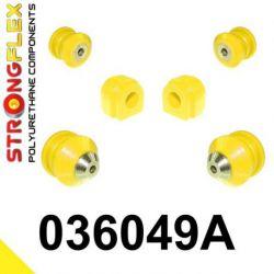 036049A: Front suspension bush kit SPORT