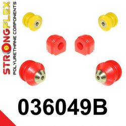 036049B: Front suspension bush kit