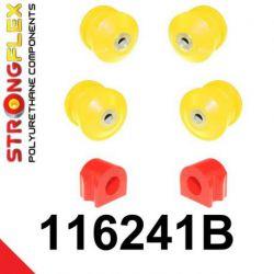 116241B: Front suspension bush kit