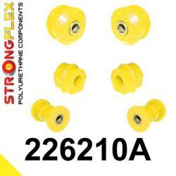 226210A: Front suspension bush kit SPORT