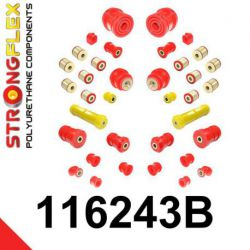 116243B: Full suspension bush kit
