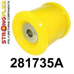 281735A: Rear diff mount - rear bush SPORT
