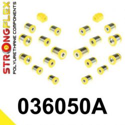 036050A: Rear suspension bush kit SPORT
