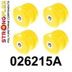 026215A: Rear subframe bush kit SPORT