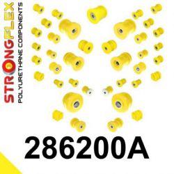 286200A: Full suspension bush kit SPORT