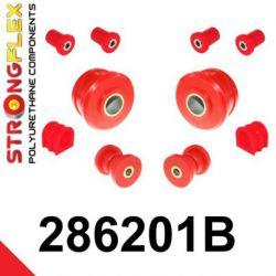 286201B: Front suspension bush kit