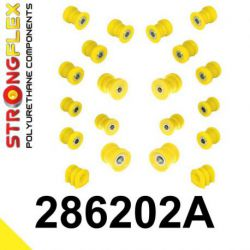 286202A: Rear suspension bush kit SPORT