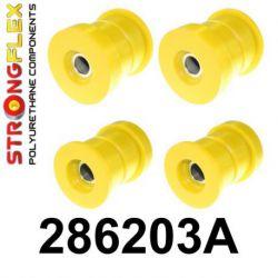 286203A: Rear beam bush kit SPORT