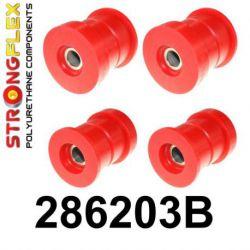286203B: Rear beam bush kit