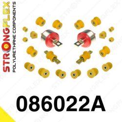 086022A: Rear suspension bush kit SPORT