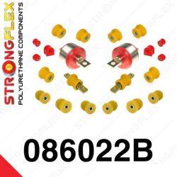 086022B: Rear suspension bush kit