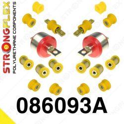 086093A: Rear suspension bush kit SPORT