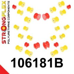 106181B: Full suspension bush kit