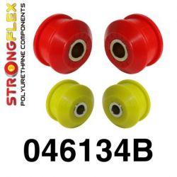 046134B: Front suspension bushes kit