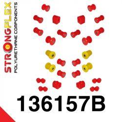 136157B: Full suspension polyurethane bush kit