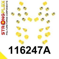 116247A: Suspension bush kit SPORT