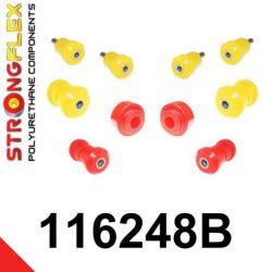 116248B: Front suspension bush kit