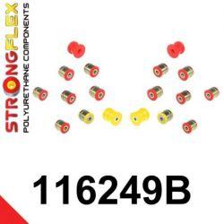 116249B: Rear suspension bush kit