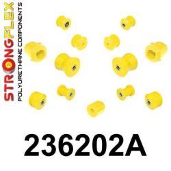 236202A: Rear Suspension Bush Kit SPORT