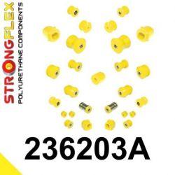 236203A: Full suspension bush kit SPORT