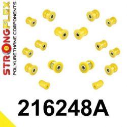 216248A: Rear suspension  bush kit SPORT