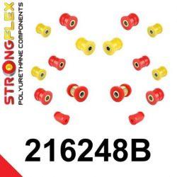 216248B: Rear suspension  bush kit