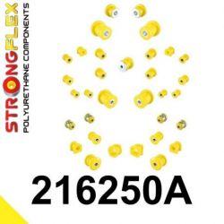 216250A: Full suspension bush kit SPORT