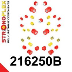 216250B: Full suspension bush kit