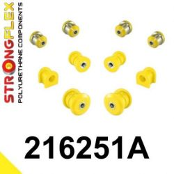 216251A: Front suspension bush kit SPORT