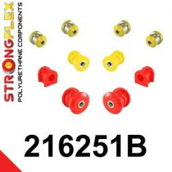 216251B: Front suspension bush kit