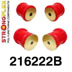 216222B: Rear beam bush kit