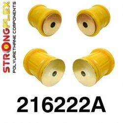 216222A: Rear beam bush kit SPORT