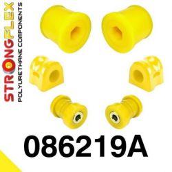 086219A: Front suspension bush kit SPORT