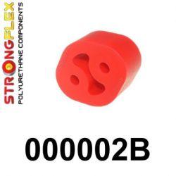 000002B: Exhaust mount hanger 26mm