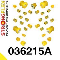 036215A: Full suspension bush kit SPORT