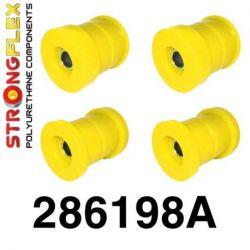 286198A: Rear beam bush kit SPORT