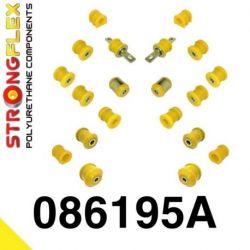 086195A: Full suspension bush kit SPORT