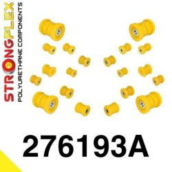 276193A: Rear suspension bush kit SPORT