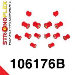 106176B: Rear suspension bush kit
